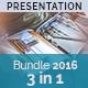 Bundle 2016 3 in 1 Power point Presentation