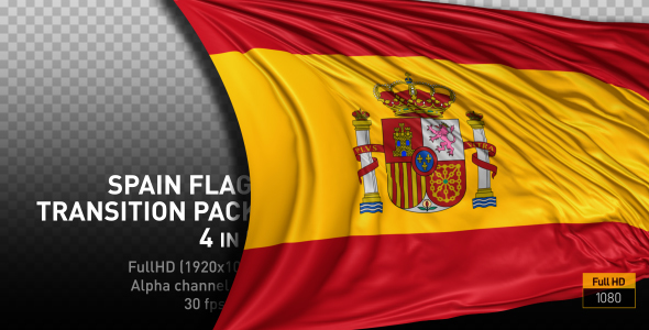 Download Spain Flag Transitions nulled download