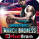 Basketball Flyer/Poster Vol. 3
