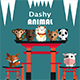 Dashy Animal