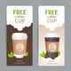 Coffee Coupon Set