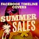 Facebook Timeline Covers - Summer Sales