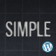 Simple WordPress - ThemeForest Item for Sale