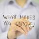 What Makes You Unique ?