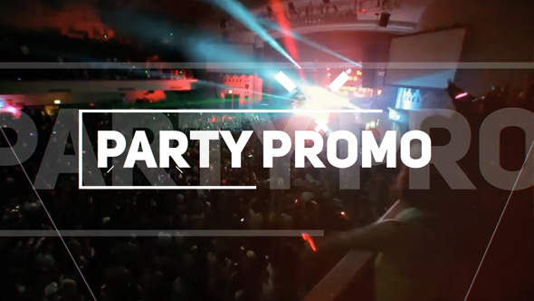 Night Club Promo (Special Events)