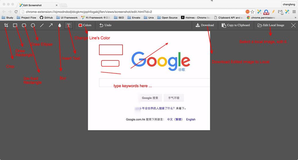 Chrome Toolbox - Chrome Extension - 3