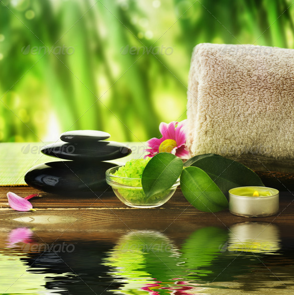 Spa Treatment - Stock Photo - Images