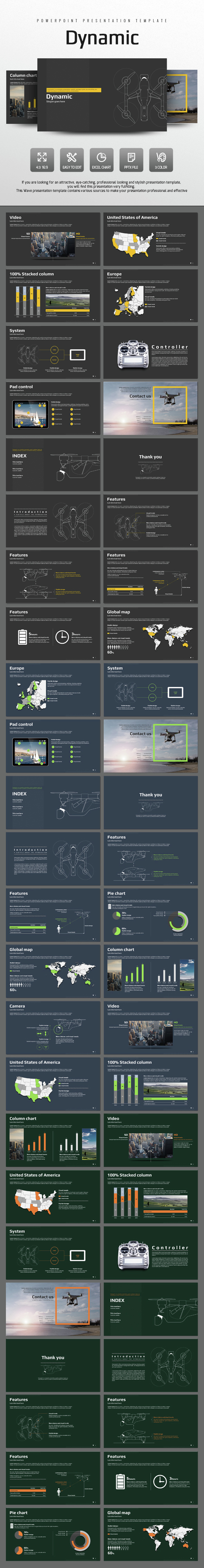 Dynamic (PowerPoint Templates)