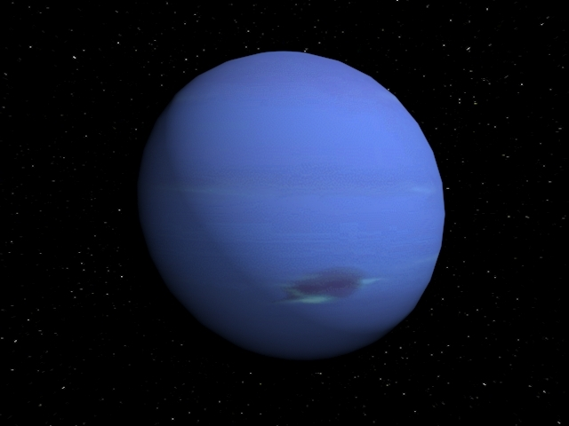Planet Neptune - 3DOcean Item for Sale