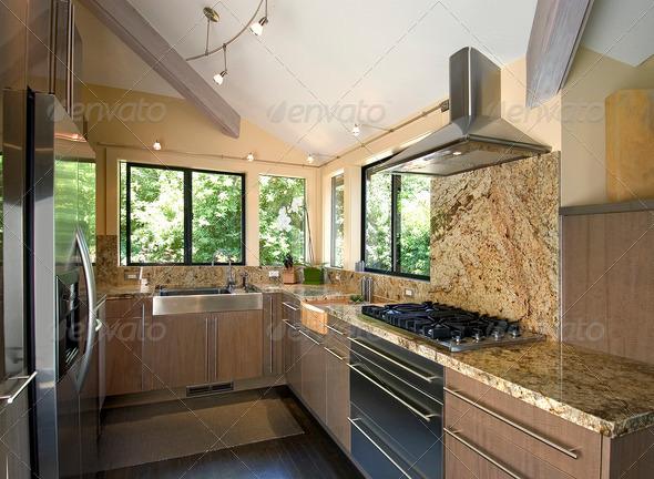 PhotoDune Modern kitchen 1489071
