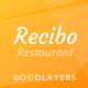 Recibo - Restaurant / Food / Cook WordPress Theme