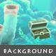 Underwater World - Game Background
