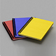 3D Sketchbooks + Hardbound Book - GraphicRiver Item for Sale