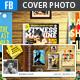 Creative Facebook Cover Photo