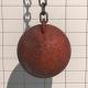 Rusty Wrecking Ball Revealer