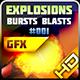 Explosions Blasts Bursts Detonations Fireballs 01