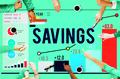 Savings Finance Income Profit Money Economic Concept