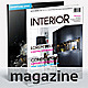 Exclusive Magazine Template - GraphicRiver Item for Sale