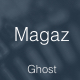 Magaz - Magazine and Multipurpose Clean Ghost Theme