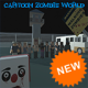 Cartoon Zombie World