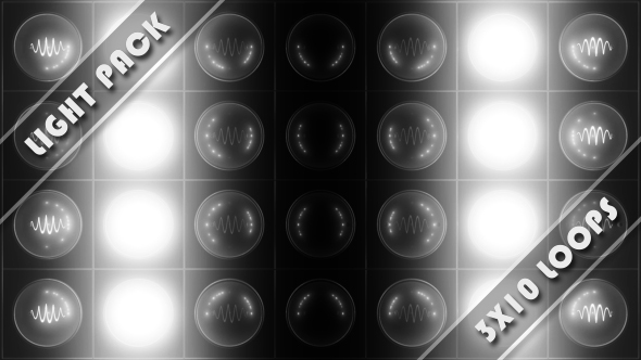 VideoHive Light Show 14910144