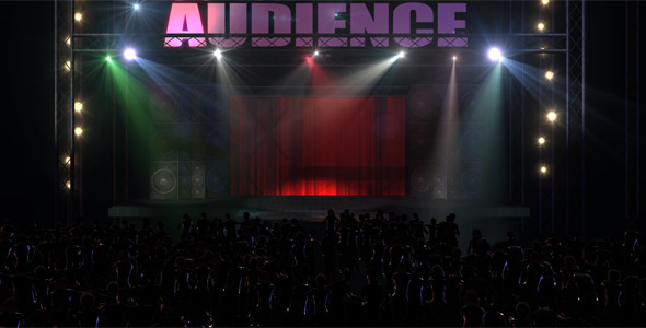 After Effects Project - VideoHive Concert Audience 1491113
