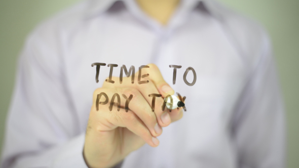 how to add tax to net pay