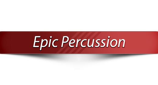 Epic Percussion Trailer Music