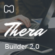 Thera - Responsive Email Template + Builder 2.0