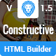Constructive-Contractors Multi-Purpose HTML With Page Builder