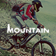 Mountain Bike - Extreme Sport Club Template