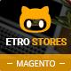 Etrostore - Multipurpose Responsive Magento Theme