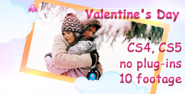 After Effects Project - VideoHive Valentine's Day 1423811