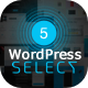 Select - Responsive Landing Page WordPress Theme
