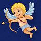 Cute Cupid Illustration