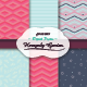 Seamless Patterns Pack - Heavenly Sea
