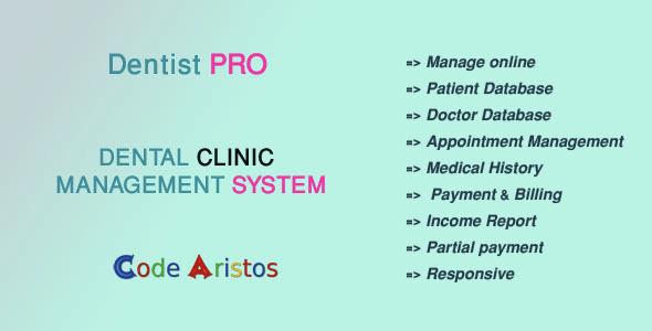 Download Dentist Pro - Dental Clinic Management Software