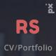Resume / CV & Portfolio WordPress