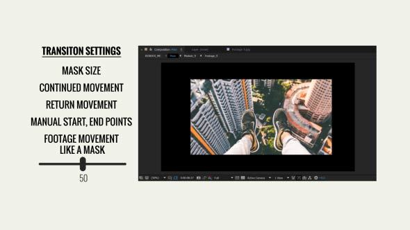 Fast & Clean Slideshow Creator | After Effects Script