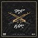 Trap Gun Gold CD Mixtape Cover