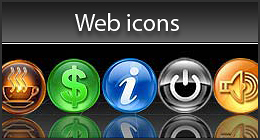 Icons for web