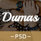 DumaruWatch - Multipurpose eCommerce PSD Template