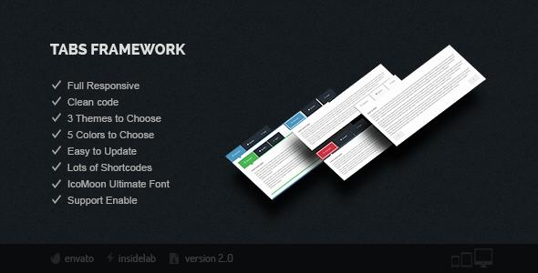 Download Tabs Framework