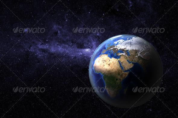 PhotoDune Planet Earth 1497268