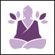 Buddha Logo Template