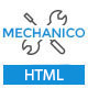 Mechanico - Car Mechanic Shop HTML Template