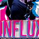 Influx Flyer Template - GraphicRiver Item for Sale
