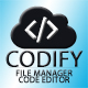 Codify - WordPress IDE & File Manager