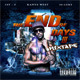 The End Of Days 3 Mixtape Cover - GraphicRiver Item for Sale