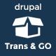 TransGo - Transport & Logistics Drupal Theme